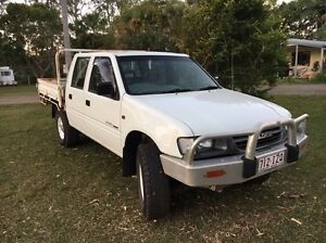 Holden Rodeo 4x4 dual cab. Noosa Heads Noosa Area Preview