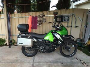 Klr650 2013 adventure bike Woodville South Charles Sturt Area Preview