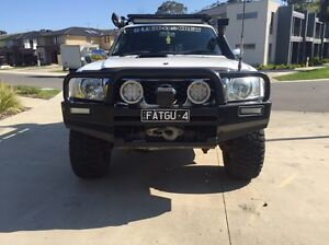 Nissan patrol 2005 zd30 South Morang Whittlesea Area Preview