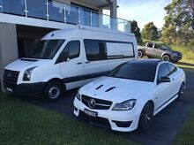 Motorhome campervan caravan vw crafter Mercedes sprinter Hallidays Point Greater Taree Area Preview