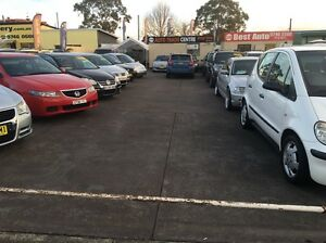 Car yard for lease. Homebush Strathfield Area Preview