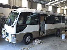 2002 Toyota coaster motorhome diesel RV fresh build bargain has to go Worongary Gold Coast City Preview