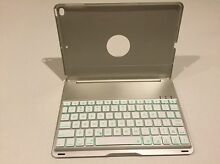 BRAND NEW NOTEKEE IPAD AIR 2 COVER WITH BLUETOOTH KEYBOARD Nudgee Brisbane North East Preview