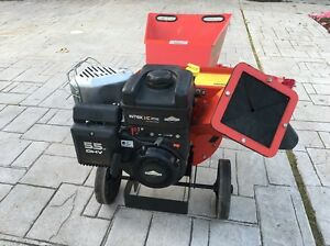 Quality Australian made Cox chipper /mulcher RRP $1699 Campbell North Canberra Preview