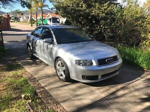 2005 Audi A4 automatic. 1.8 Turbo 150 km. S line Campbelltown Campbelltown Area Preview