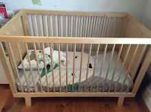 FOR SALE - OEUF sparrow cot x2 Bondi Eastern Suburbs Preview