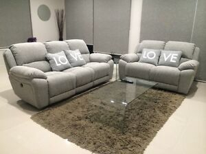 Recliner Sofa Couch 2 seaters and 3 seaters Upper Mount Gravatt Brisbane South East Preview