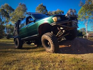 WANTED: LN106 Hilux Flares Jimboomba Logan Area Preview