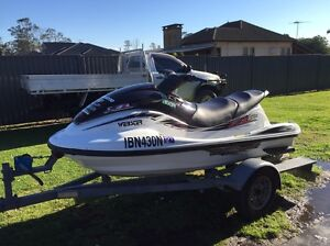 Yamaha jet ski Lurnea Liverpool Area Preview