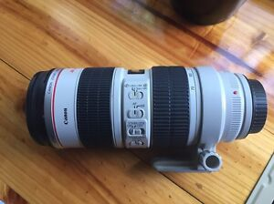 Canon 70-200mm f2.8 Mk1 IS Ringwood Maroondah Area Preview