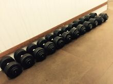 Commercial Dumbbells Currumbin Waters Gold Coast South Preview