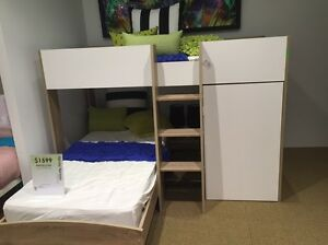 Bunk beds low height Chermside Brisbane North East Preview