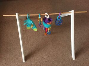 Handmade timber play gym Bellerive Clarence Area Preview