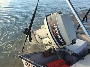 Johnson outboard 20hp GT 25hp Reedy Creek Gold Coast South Preview
