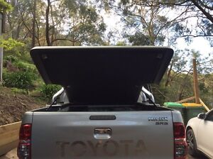 Toyota Hilux hard cover Selby Yarra Ranges Preview