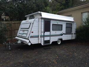 Caravan pedigree elite full annex MUST SELL Boronia Knox Area Preview