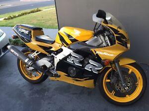 Honda CBR 250RR LAMS 2003 NOT CBR 400 600 1000 Belmore Canterbury Area Preview