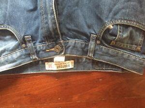 Denim jeans size 34 Tenambit Maitland Area Preview