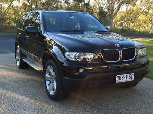 Cheapest black 2007 BMW X5 Diesel Wynnum West Brisbane South East Preview
