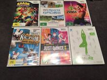 Wii Games Mentone Kingston Area Preview