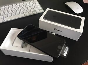 IPhone7 128gb black BRAND NEW!!!! Aspendale Gardens Kingston Area Preview