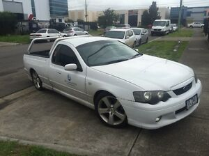FORD XR6 GAS QUCIK SALE Campbellfield Hume Area Preview