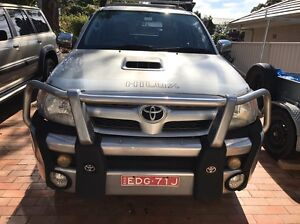 Toyota hilux sr5 2005 West Pennant Hills The Hills District Preview