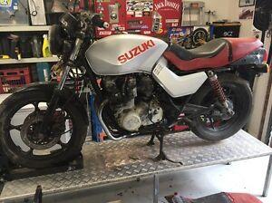 Suzuki GS 650G Katana x 2 1981/82 Clyde Casey Area Preview