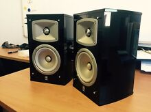 Yamaha NS-333 surround sound home theatre speakers new bookshelf East Fremantle Fremantle Area Preview