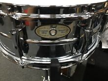 Pearl sensitone custom alloy snare drum w/stand and gigbag Noosaville Noosa Area Preview