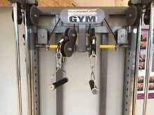 Cardio Gym - recumbent bike and cables cabinet Joondalup Joondalup Area Preview