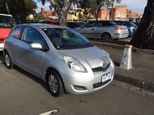 Toyota Yaris Auto 2010, as new, with Rwc Brunswick Moreland Area Preview