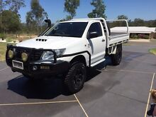 Toyota Hilux 2012 single cab Gatton Lockyer Valley Preview