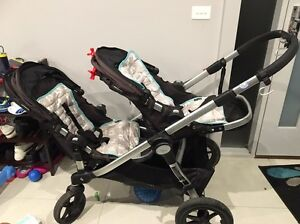 City select baby jogger double stroller Coburg North Moreland Area Preview