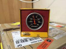Auto meter liquid filled vacuum and boost gauge Blacktown Blacktown Area Preview