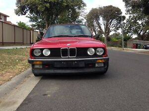 Bmw e30 Thomastown Whittlesea Area Preview