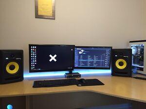KRK Rokit 8 Speaker Pair and Steinberg UR242 Audio Interface Leeming Melville Area Preview