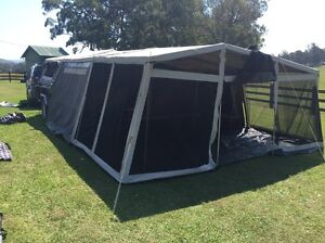 Ezy trail camping trailer off road Port Macquarie Port Macquarie City Preview