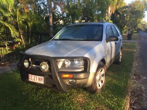 2005 Ford Territory AWD Fannie Bay Darwin City Preview