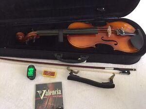 Violin Longlea Bendigo Surrounds Preview
