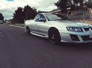 07 VZ UTE SWAPS FOR 4x4, Rear Bags CLEAN! Keilor Downs Brimbank Area Preview