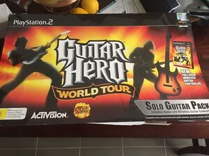 Guitar hero Cheltenham Kingston Area Preview