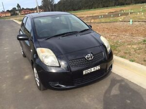 Toyota Yaris 2007 Auto 5 dr Liverpool Liverpool Area Preview