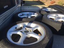 4x114.3 16 inch wheels Araluen Gympie Area Preview