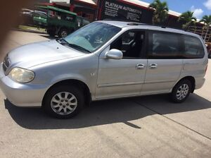 --2005 Kia carnival backpacker-- Bungalow Cairns City Preview
