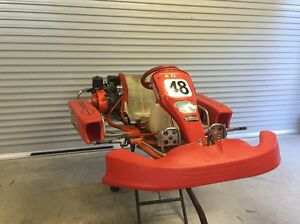 Twin Honda go kart Newcastle Newcastle Area Preview
