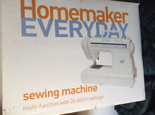 Sewing Machine hardly used Smeaton Grange Camden Area Preview
