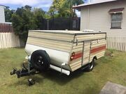 Jayco Dove Wind Up Camper Trailer Sadliers Crossing Ipswich City Preview