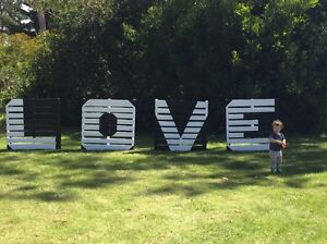 Pallet LOVE prop Glenorchy Glenorchy Area Preview