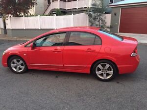 2008 Honda Civic Vti-L Manual 1.8i with RWC and Long REGO Woolloongabba Brisbane South West Preview